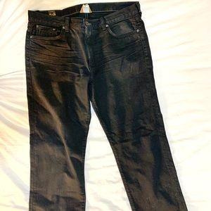 Men's Vintage Black Lucky Brand Jeans (36w 32l)
